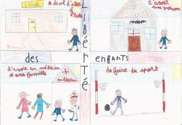 Journée d'action Convention internationale des droits de l'enfant